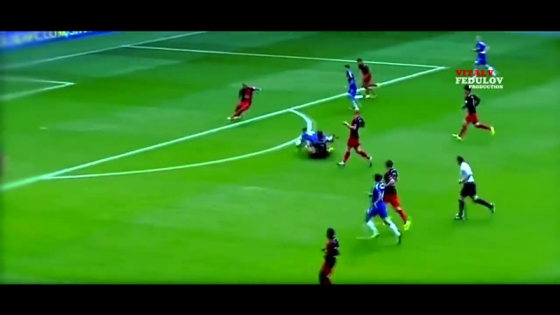 Eden Hazard - Skills Goals ● Season 2014-2015 ● The Movie HD