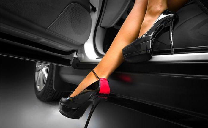 Опасно ли ходить на высоких каблуках?