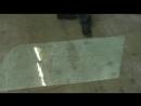 Испытание стекла для ограждений