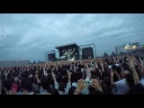 Avicii Japan Tour 2016 in Osaka Part1 [1080 60fps ]