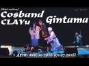 Mini-action - Cosband CLAYu – Gintama [1 ДЕНЬ AniCon 2016 (01.07.2016)]