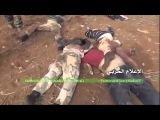 «Тигры» разорвали террористов ИГИЛ у«дороги жизни» вАлеппо (18+)