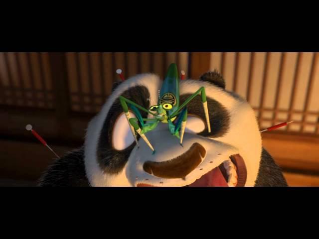 Смешной эпизод из кунг-фу панда