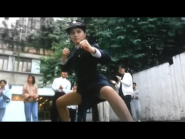 Рэйчел Юнг Синтия Кхан задерживает преступника Rachel Yeung Cynthia Khan delays offender