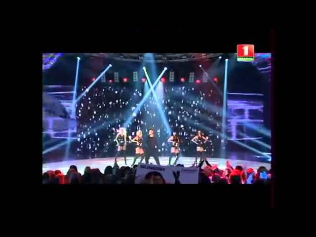 Sakis Rouvas - KEEP ON MOVING (Belarus 14.02.12).mp4