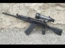 Идеальное оружие для операций на близком расстоянии.Карабин КС-К
