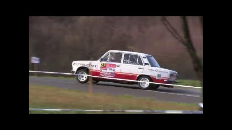 Zákányi-Schwalm Lada 2101 A123 Teszt Rallye 2016.-Lepold Sportvideo