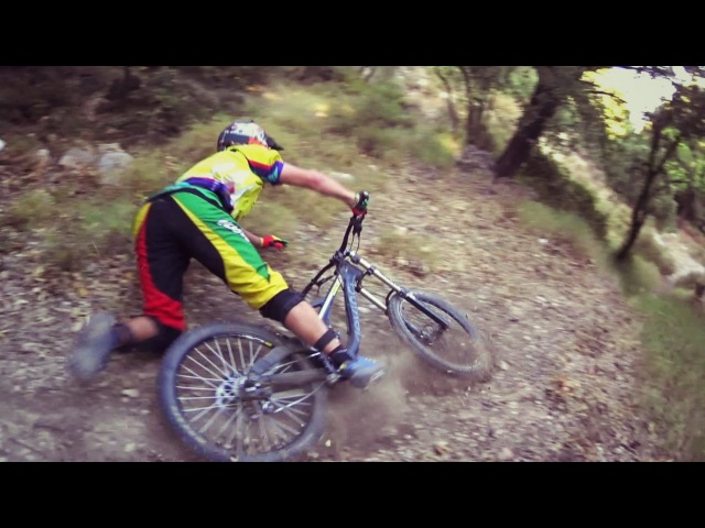 Gravity Freaks Downhill fail compilation 2015 ☠☠☠