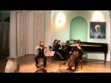 Georgy Sviridov. Piano trio (Георгий Свиридов фортепианное трио)