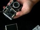 1B20 So baut man ein neues Display für Sony DSC W80 W90 W200 ein