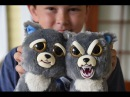 Feisty Pets Stuffed Attitude! (by William Mark Corporation)