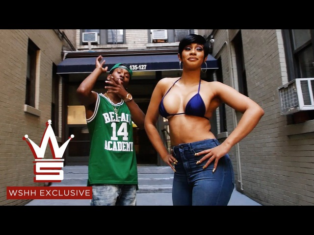 Cashflow Harlem Want My Love Back Feat Cardi B Ryan Dudley (WSHH Exclusive - Music Video)