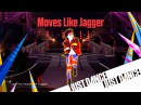 Just Dance Unlimited Moves Like Jagger