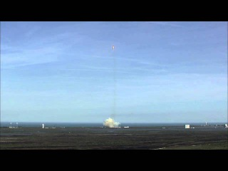 SpaceX CRS-8 Lifts Off from Cape Canaveral