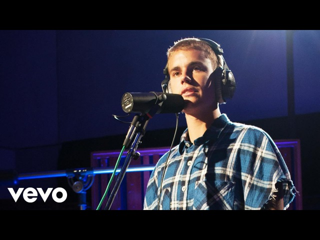 Justin Bieber — Fast Car (Tracy Chapman cover) in the Live Lounge