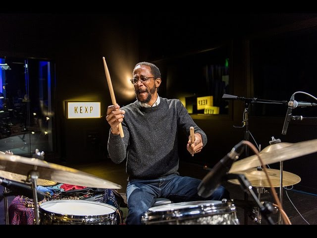 Brian Blade The Fellowship Band - Full Performance (Live on KEXP)