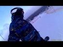 Покатался на сноуборде в Охта парке 2016