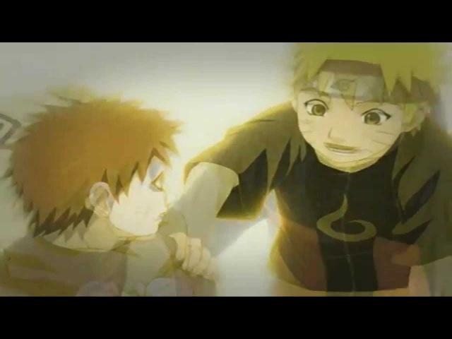 AMV Naruto and Gaara - Rescue me