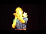 Диляра выступает, каждый день ёлки...