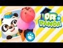 Автобус с мороженым Доктора Панда - Делаем мороженое с Доктором Пандой. Dr Panda's Ice Cream Truck