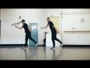 Marko Stamenkovic Miha Matevzic - NAO - Inhale Exhale - After class footage!_HD