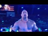 The Rock vs. John Cena - WrestleMania 28