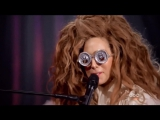 2013 // Lady Gaga & Elton John > Bennie And The Jets - Muppets Holiday Spectacular (Gagavision.net)