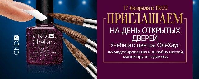 Приглашаем на День открытых дверей в ОлеХаус 17 февраля в 19.00 EgTqsgrtWv8
