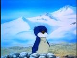 Приключения пингвинёнка Лоло (1 серия)