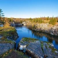 Карелия на выходные Мраморный каньон Запись МАЙ!