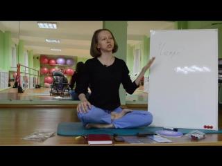 Приглашение на семинар по йоге с Диди Индумати.
