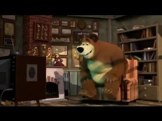 Маша и медведь (2009-2015) серии 7 - 11
