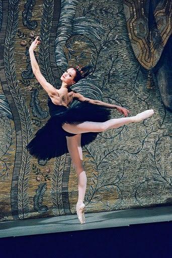 ульяна лопаткина балерина