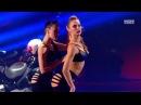 Танцы: Sofa и Анастасия Чередникова (Eva Simons Feat. Konshens - Policeman) (сезон 2, серия 14)