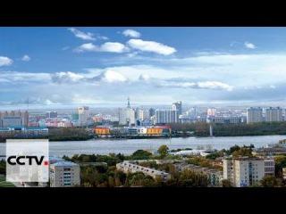 Хэйхэ открылась китайско-российская выставка приграничных городов