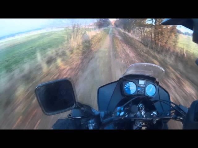 Yamaha xtz 660 tenere offroad 140km/h