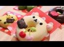Rilakkuma No-Bake Soft Doughnuts Kit / Cooking Toy