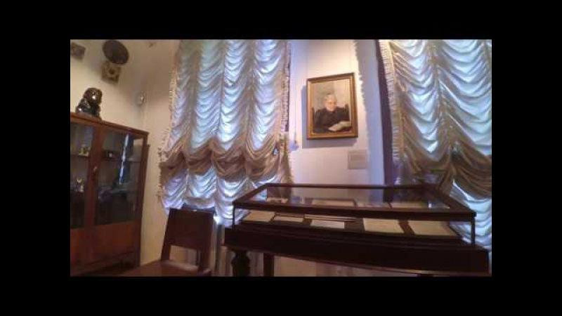 Дом-музей В.М. Васнецова,сказочный терем, чудеса в Москве/The house-Museum of V. M. Vasnetsov.