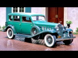 Cadillac V16 452 B Madame X Sedan by Fleetwood 1932