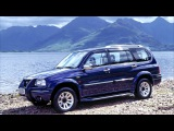 Suzuki Grand Vitara XL 7 UK spec