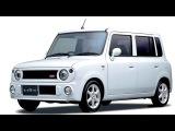 Suzuki Alto Lapin SS HE21S
