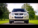 Suzuki Grand Vitara 3 door UK spec '2008–12