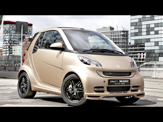 Brabus Smart ForTwo Cabrio Tailor Made by WeSC '2011