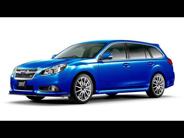 Subaru Legacy 2 5i tS STi Touring Wagon BR '11 2012