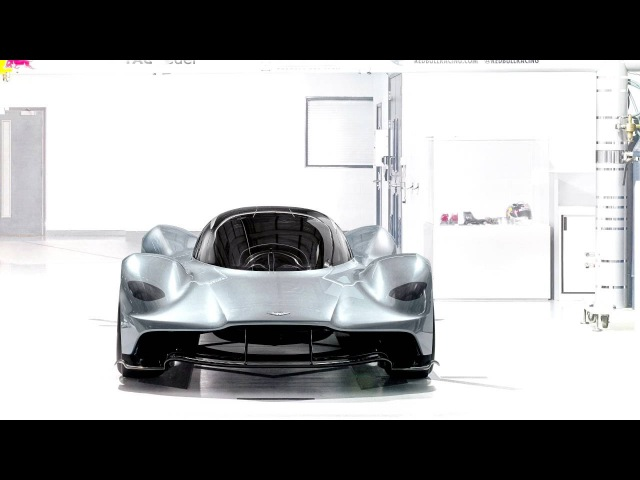 Aston Martin AM RB 001 Concept 06 2016