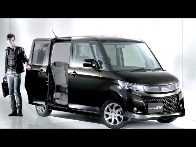 Suzuki Palette SW Limited II MK21S '11 2011