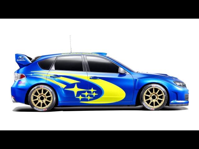 Subaru Impreza WRC Concept GH '2007
