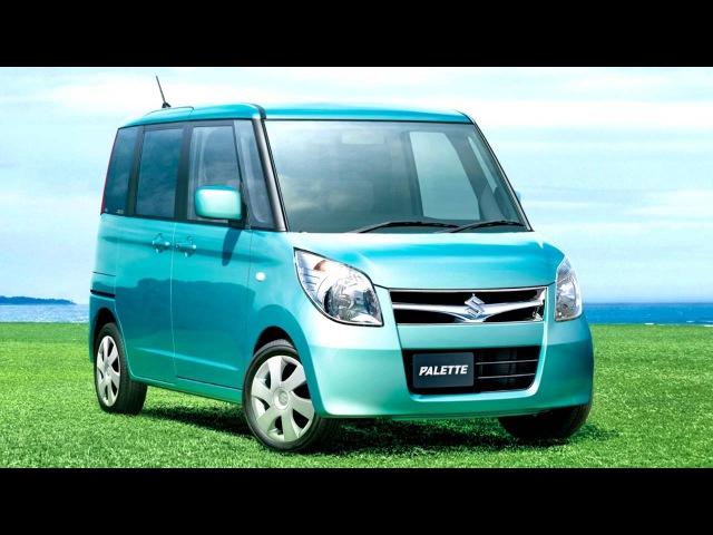 Suzuki Palette MK21S '01 2008