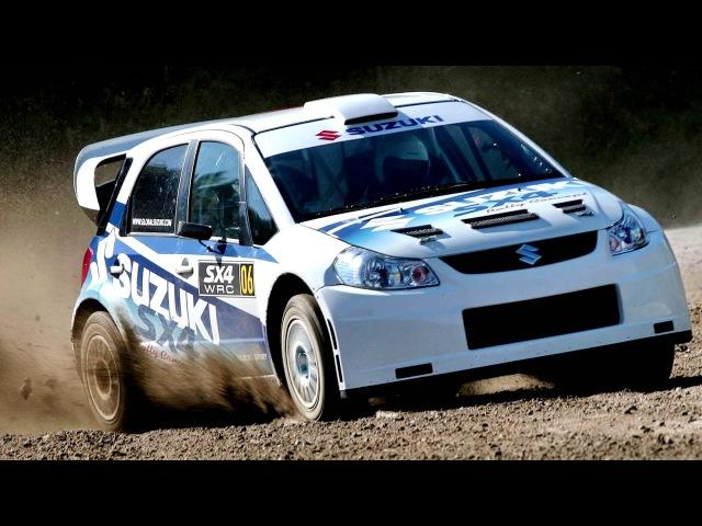 Suzuki SX4 WRC '2007