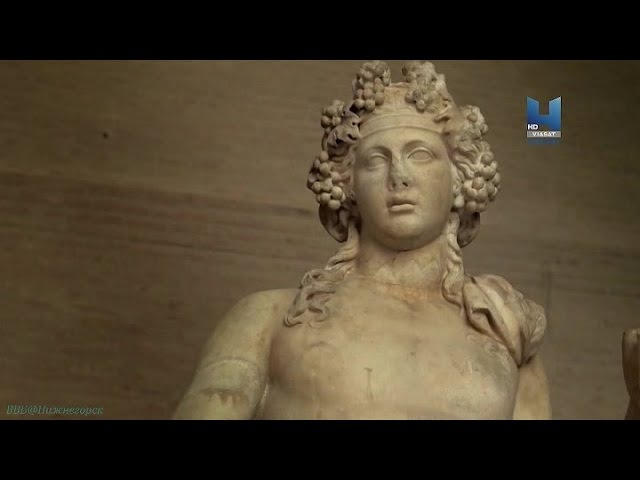 Расцвет древних цивилизаций 1/3 Как греки изменили мир [ДокФильм]